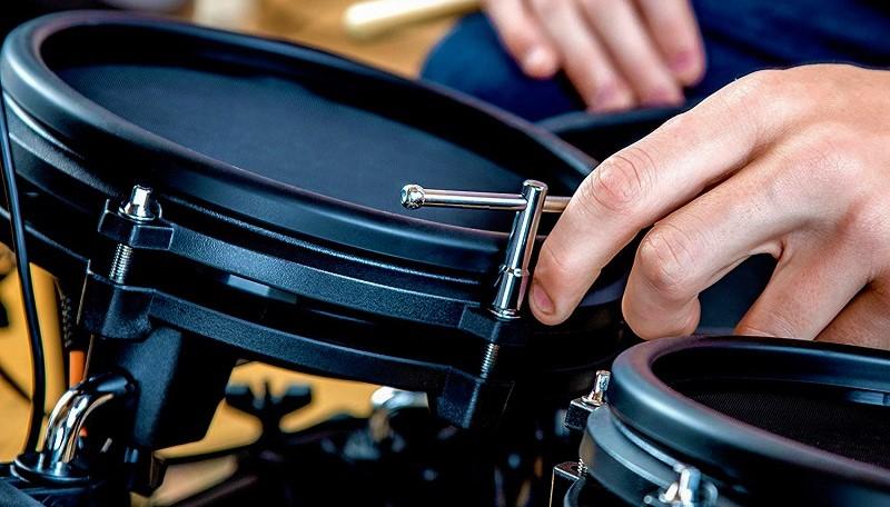 Alesis Drums Nitro Mesh Kit parches de malla