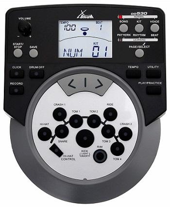 modulo set bateria electrica XDrum DD-530