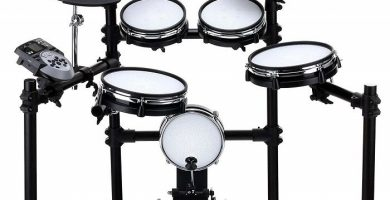 XDrum DD-530 set de batería electronica con Mesh Heads