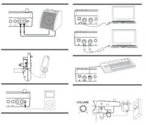 manual instrucciones xdrum dd530