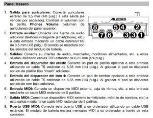 instrucciones modulo command mesh kit