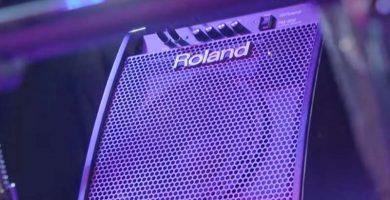 amplificador bateria electronica