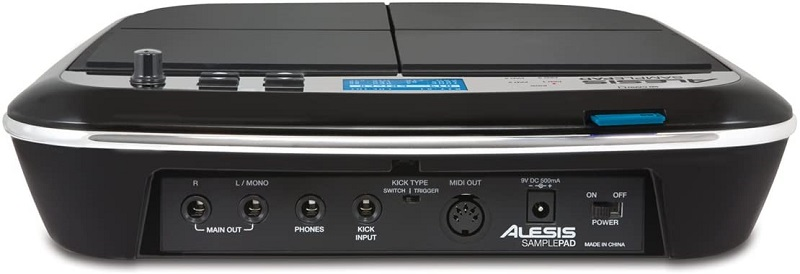 Alesis Sample Pad Instrumento multi pad y controlador MIDI